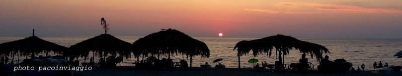 Palmi (Rc) - Spiaggia della Tonnara