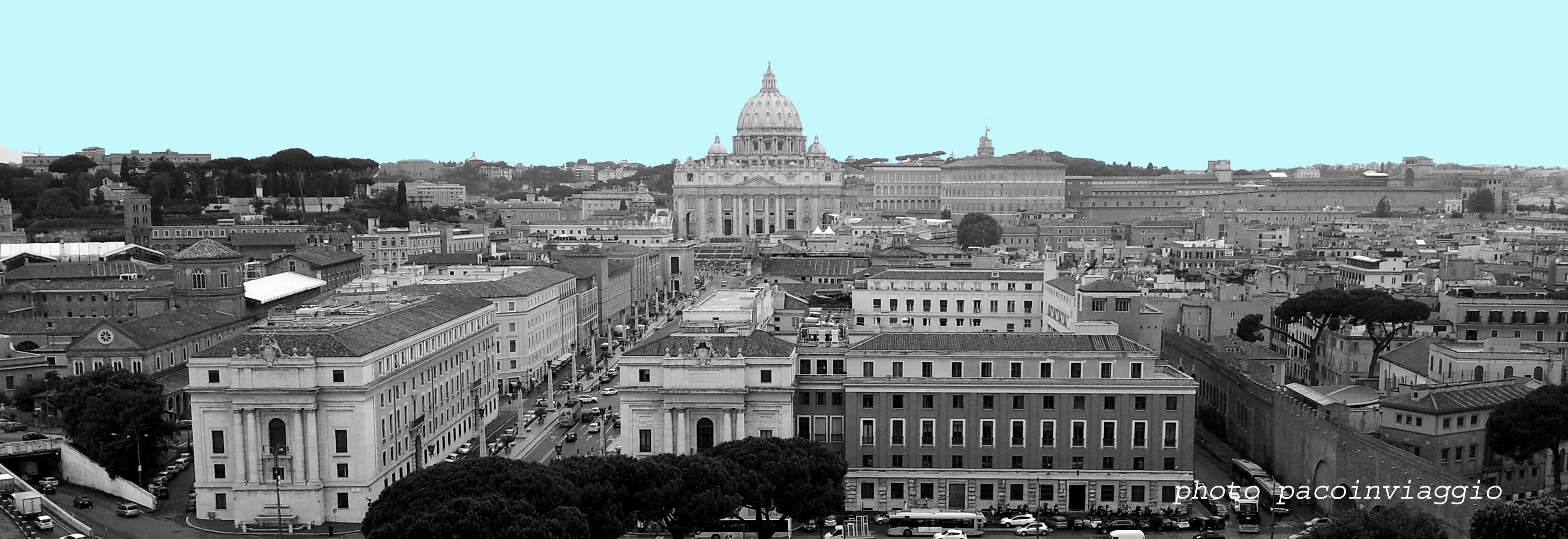Roma in bianco e nero o quasi pacoinviaggio for Roma in bianco e nero