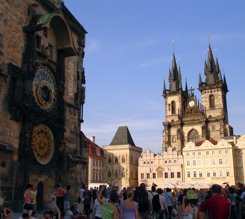 orologio Praga1