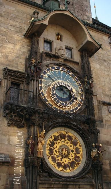 orologio Praga2