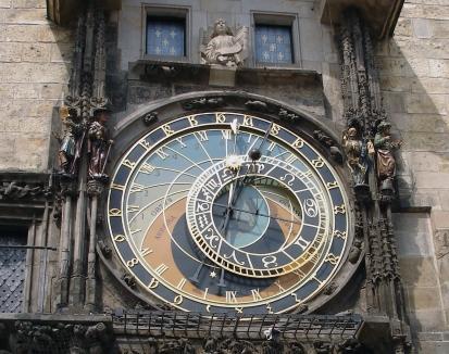 orologio Praga3