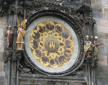 orologio Praga4