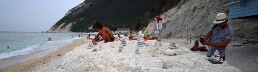 Spiaggia di Portonovo Conero
